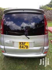 Toyota Fun Cargo 2005 Silver   Cars for sale in Machakos, Athi River