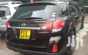 Subaru Outback 2012 Red | Cars for sale in Nairobi, Parklands/Highridge