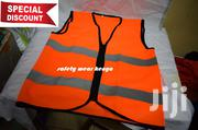 Zipped Reflector Vest | Clothing for sale in Nairobi, Nairobi Central