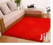 Fluffy Soft Carpet 5by8 Red | Home Appliances for sale in Nairobi, Nairobi Central