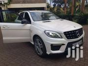 New Mercedes-Benz M Class 2014 White | Cars for sale in Nairobi, Nairobi Central