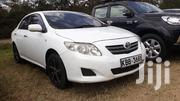 Toyota Corolla 2010 White | Cars for sale in Nairobi, Nairobi Central