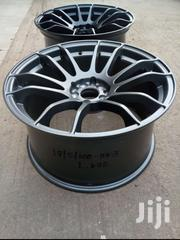 Size 18 Offset Rims | Vehicle Parts & Accessories for sale in Nairobi, Mugumo-Ini (Langata)