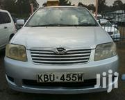 Toyota Fielder 2006 Silver | Cars for sale in Kiambu, Township C