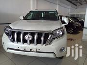 Toyota Land Cruiser Prado 2012 White | Cars for sale in Mombasa, Shimanzi/Ganjoni