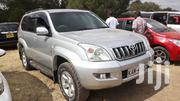 Toyota Land Cruiser Prado 2007 Silver | Cars for sale in Nairobi, Nairobi Central