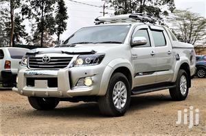 New Toyota Hilux 2013 Silver