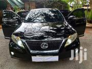 Lexus RX 2009 350 4x4 Black | Cars for sale in Nairobi, Kilimani