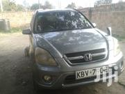 Honda CR-V 2006 Silver | Cars for sale in Nairobi, Embakasi
