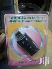 USB Sound Card/Adapter | Computer Accessories  for sale in Nairobi, Nairobi Central