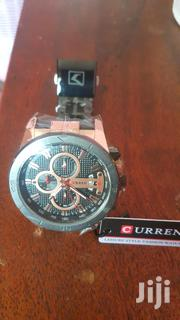 CURREN Business Men Watch Luxury Brand Stainless Steel | Watches for sale in Mombasa, Majengo