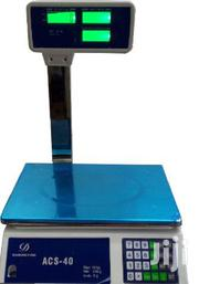 New 30 And 40KG Digital Computing Weighing Scale | Store Equipment for sale in Nairobi, Nairobi Central