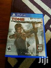 Tomb Raider Ps4 | Video Games for sale in Nairobi, Nairobi Central