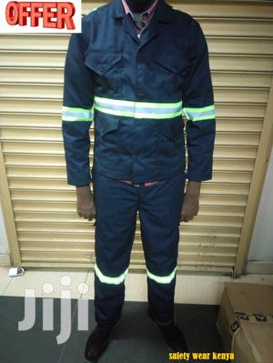 Reflective Workers Suit
