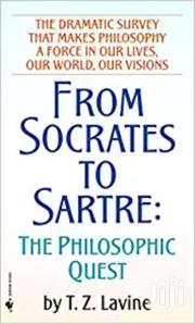 From Socrates To Sartre-t.Z Lavine | Books & Games for sale in Nairobi, Nairobi Central