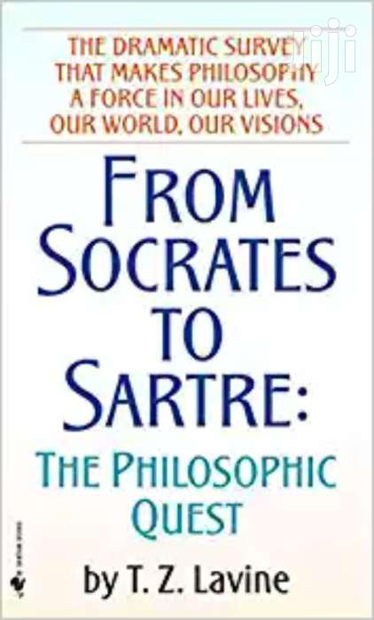 From Socrates To Sartre-t.Z Lavine