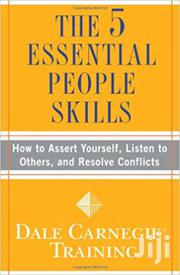 The 5 Essential People Skills-dale Carnegie | Books & Games for sale in Nairobi, Nairobi Central