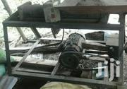 Used 5hp 3 Phase Motor Powered Briquette Machine | Manufacturing Equipment for sale in Nairobi, Ruai