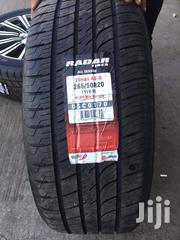 265/50/20 Radar Tyre's Is Made In China | Vehicle Parts & Accessories for sale in Nairobi, Nairobi Central