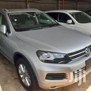 Volkswagen Touareg 2012 TDI Executive Silver | Cars for sale in Mombasa, Shimanzi/Ganjoni