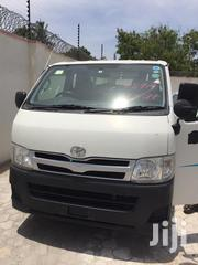 New Toyota HiAce 2014 White | Buses for sale in Nairobi, Woodley/Kenyatta Golf Course