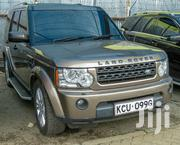 Land Rover LR4 2012 Gold | Cars for sale in Nairobi, Karura