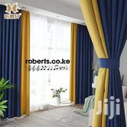 Curtain- Blue + Yellow Blend | Home Accessories for sale in Nairobi, Nairobi Central