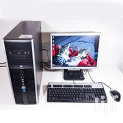 HP Compaq 8000 Elite Convertible Minitower Complete Desktop Set Up   Laptops & Computers for sale in Nairobi, Nairobi Central