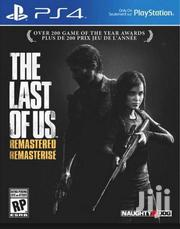 Last Of Us Ps4 | Video Game Consoles for sale in Nairobi