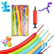 Twisting Long Birthday Party Balloons Decorations Air Inflator Pump | Babies & Kids Accessories for sale in Nairobi, Nairobi Central