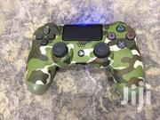 Camouflage Dualshock 4 Wireless Controller For Playstation 4   Video Game Consoles for sale in Nairobi, Nairobi Central