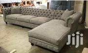 Gray Chesterfield Couch | Furniture for sale in Uasin Gishu, Kimumu