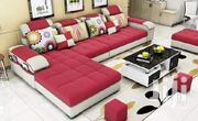 White And Red Couch | Furniture for sale in Uasin Gishu, Kimumu