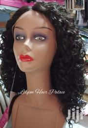 Semi Human Lace Curly Wig | Hair Beauty for sale in Nairobi, Nairobi Central