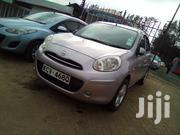 New Nissan March 2012 Purple | Cars for sale in Nairobi, Utalii
