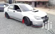 Subaru Impreza 2008 2.5 WRX Limousine Silver | Cars for sale in Nairobi, Makina