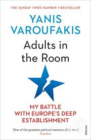 Adults In The Room -yanis Varoufakis | Books & Games for sale in Nairobi, Nairobi Central