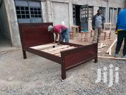 4/6 Brown Bed | Furniture for sale in Kajiado, Ongata Rongai