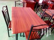 Wooden Dinning Tables | Furniture for sale in Nairobi, Embakasi