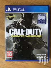 Ps4 Call Of Duty Infinite Warfare Game | Video Games for sale in Nairobi, Nairobi Central