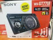 Sony WX-GT77UI Double Din Radio With Usb/Aux/Cd/Fm/ | Vehicle Parts & Accessories for sale in Nairobi, Nairobi Central