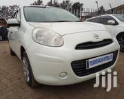 New Nissan March 2013 White | Cars for sale in Mandera, Township
