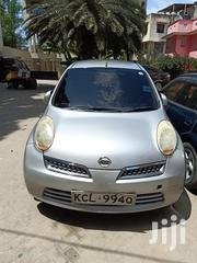 Nissan March 2008 Silver | Cars for sale in Mombasa, Majengo