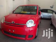 Toyota Sienta 2012 Red | Cars for sale in Mombasa, Shimanzi/Ganjoni