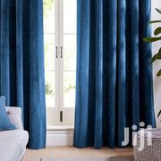 Navy Blue Curtain And Sheer | Home Accessories for sale in Nairobi, Ngara