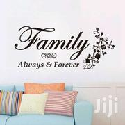 CUSTOM VINYL AND HOME DECOR WALL STICKERS | Building & Trades Services for sale in Kajiado, Ongata Rongai