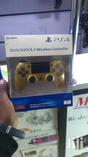 Sony Ps 4 Pads Gold   Video Game Consoles for sale in Nairobi, Nairobi Central