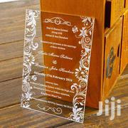 Engraving Wood And Wedding Cards | Other Services for sale in Nairobi, Nairobi Central
