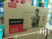 "49"" Tcl Smart Android Tv 