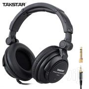 Takstar TS-610 Enclosed Monitor Headphones | Accessories for Mobile Phones & Tablets for sale in Nairobi, Nairobi Central